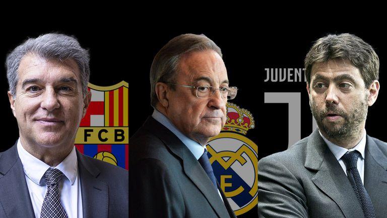 Съд в Мадрид се обърна към ЕС за Суперлигата, пита нарушават ли законите ФИФА и УЕФА