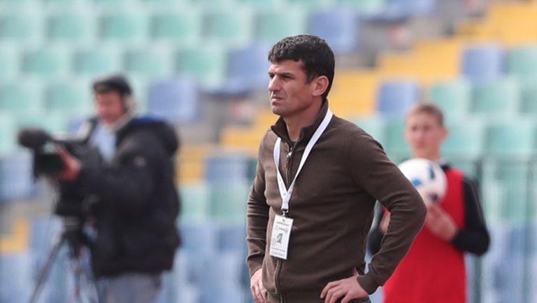 Славия си търси нов треньор