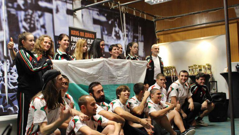 България ще участва във всички дисциплини на световното по джаги