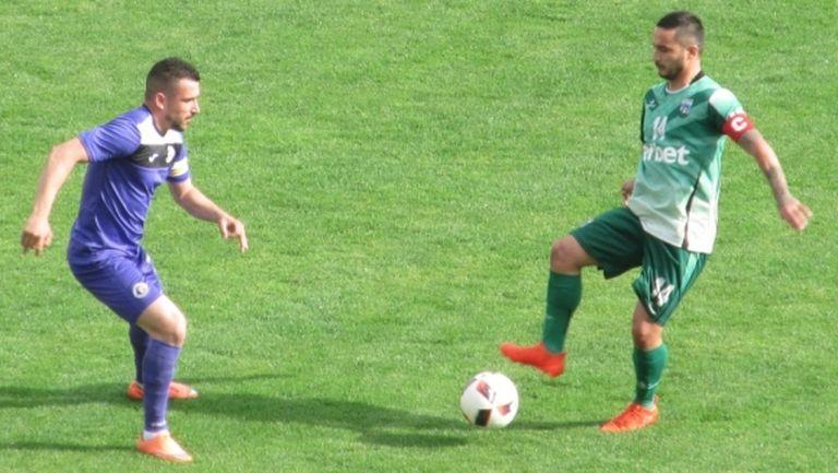 Драма в Търново доближи Етър до Първа лига