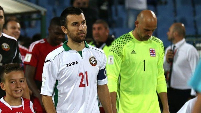 Такъв пример ли трябва да дава капитанът на България?