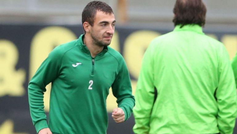Даниел Младенов: Няма да се отказваме, днес развалихме мача с грозни прояви