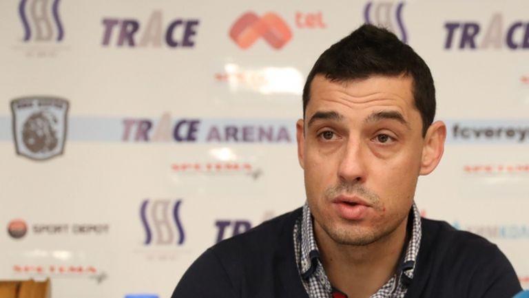 Томаш: На полувремето му казах на Бандата, че ще вкара