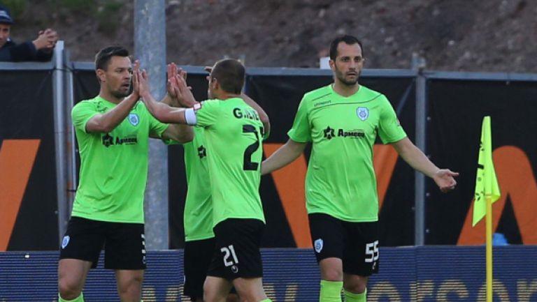 Черно Море - Славия 0:0