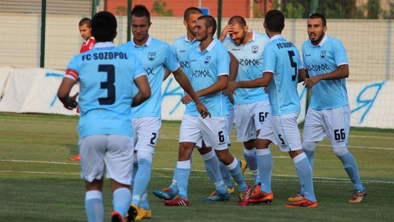 Созопол без проблеми във Враца, ще се надява на дубъла на ЦСКА-София следващия уикенд