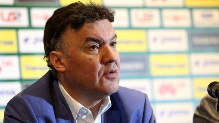 Боби Михайлов с любопитно изказване за ЦСКА-София и УEФА