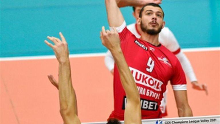 Нефтохимик показа класа, но не спря Динамо и Соколов в Шампионската лига