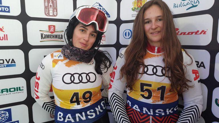 Вукадинова и Златкова в топ 30 на СП по ски в Банско