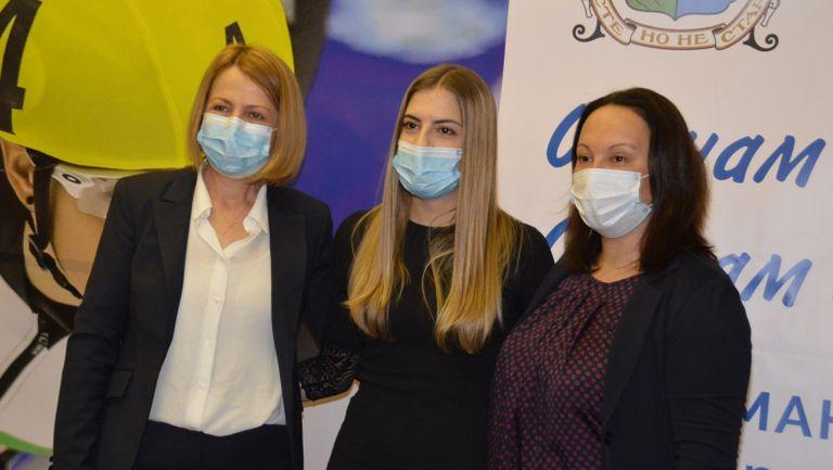 Катрин Маноилова: Имам шанс за олимпийска квота