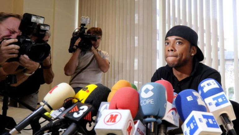 Апелативният съд потвърди: Робиньо трябва да лежи девет години в затвора