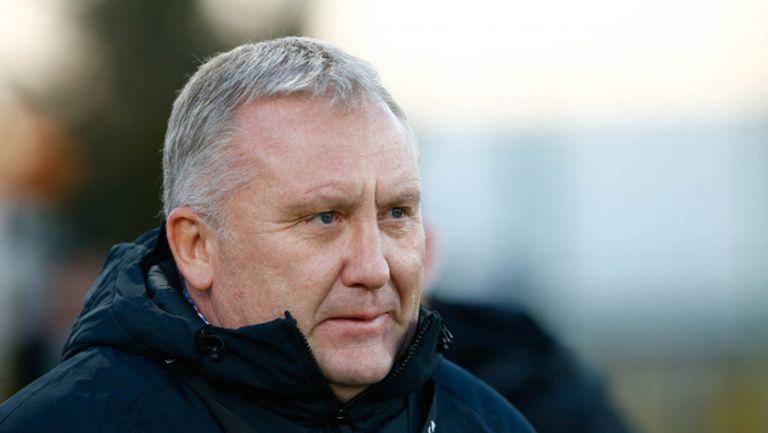 Николай Киров: Излизаме срещу най-добрия отбор в България