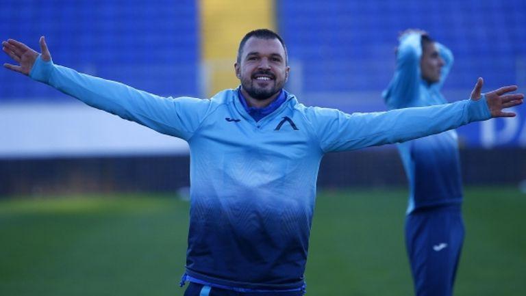 Похвално! Валери Божинов дал голяма част от парите за откупуването на последния шампионски трофей