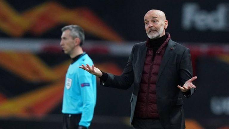 Пиоли: Трябва да побеждаваме силните, за да върнем Милан там, където му е мястото