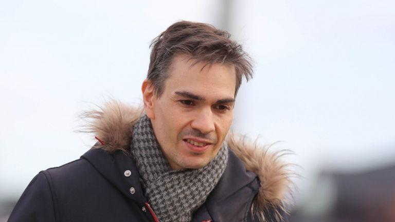 Изпълнителният директор на Ботев пред Sportal: за стратегията, стадиона, плановете и политиката на клуба