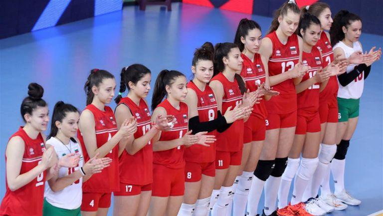 България разгроми Румъния в последния си мач на Балканиадата (галерия)