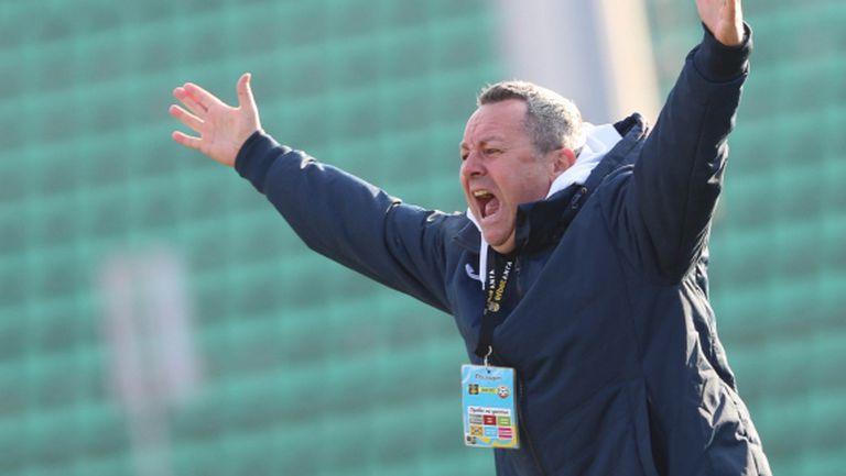 Стоянович: Трябва да играем като през второто полувреме във всеки мач