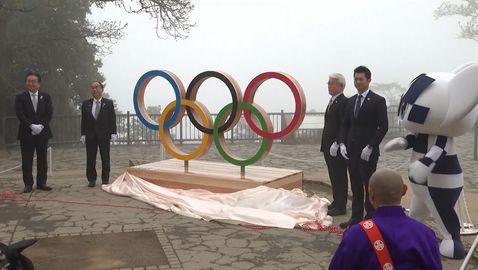 100 дни до Олимпийските игри в Токио