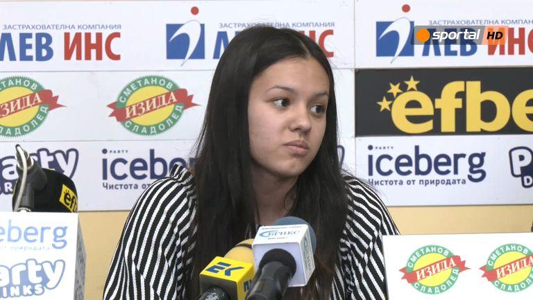 Надежда Мей-Нгуен: Рано ми е за световна титла