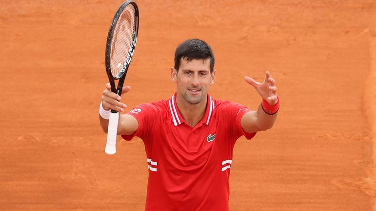 Джокович се пребори с трудния първи съперник в Монте Карло