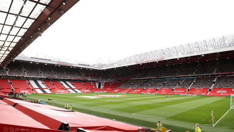 """Солскяер със странна теория за по-лошите резултати на Ман Юнайтед на """"Олд Трафорд"""""""