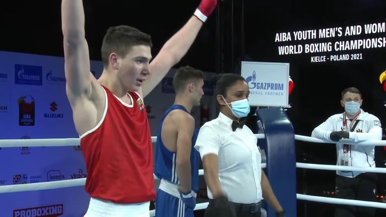 Летящ старт за Красимир Джуров на Световното по бокс за младежи