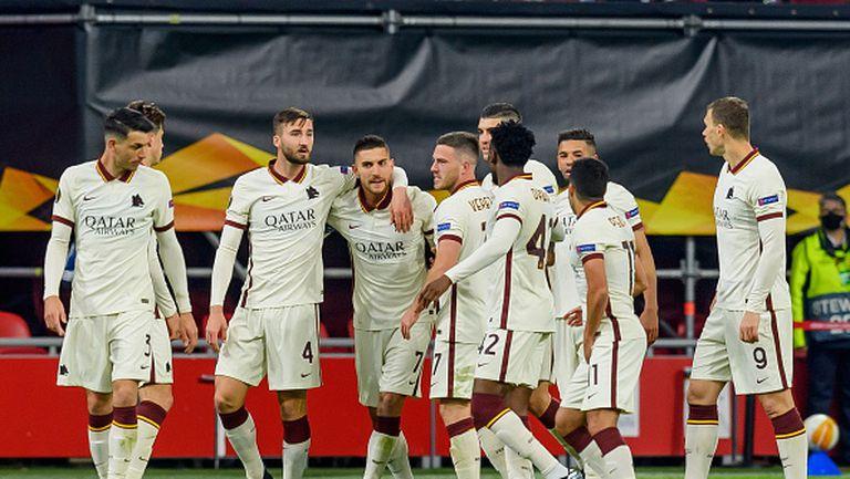 Рома трябва да внимава с Аякс