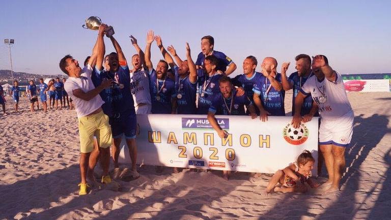 Обявиха календара в плажния футбол за сезон 2021