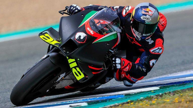 """Довициозо обясни """"умното си"""" решение да тества мотора на Aprilia в MotoGP"""