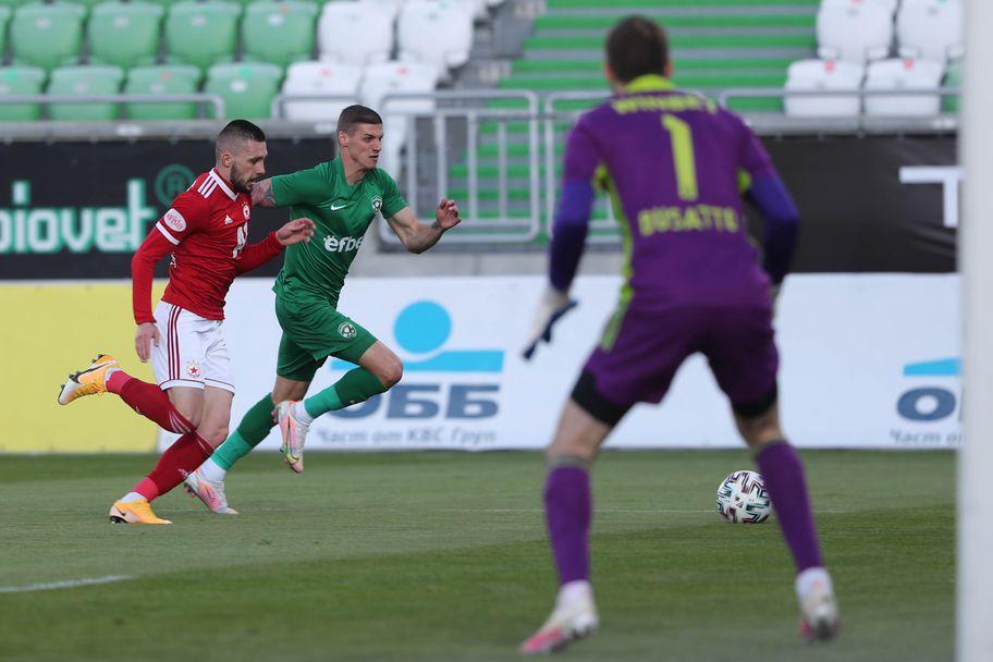 Купа на България, Лудогорец - ЦСКА-София 1:2