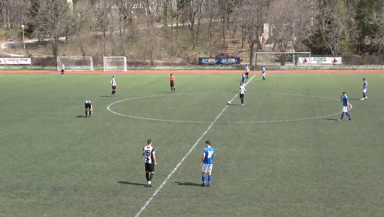 (U17) Спартак (Варна) - Локомотив (Пловдив)  2:1