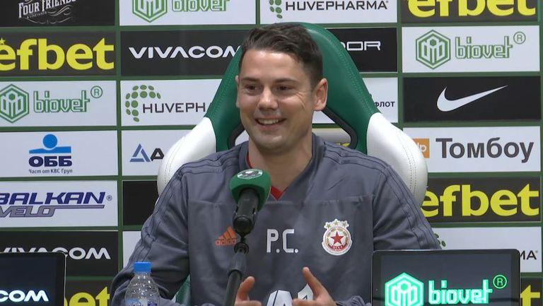 Пабло Караско: Спечелихме с манталитет, мислим като голям отбор