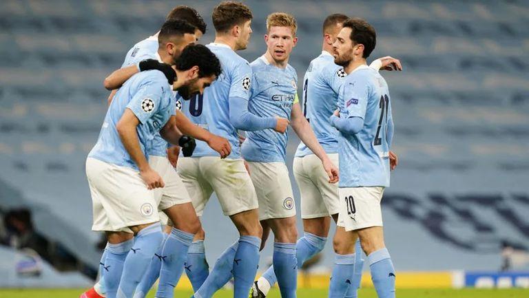 Манчестър Сити остава без загуба в Шампионската лига