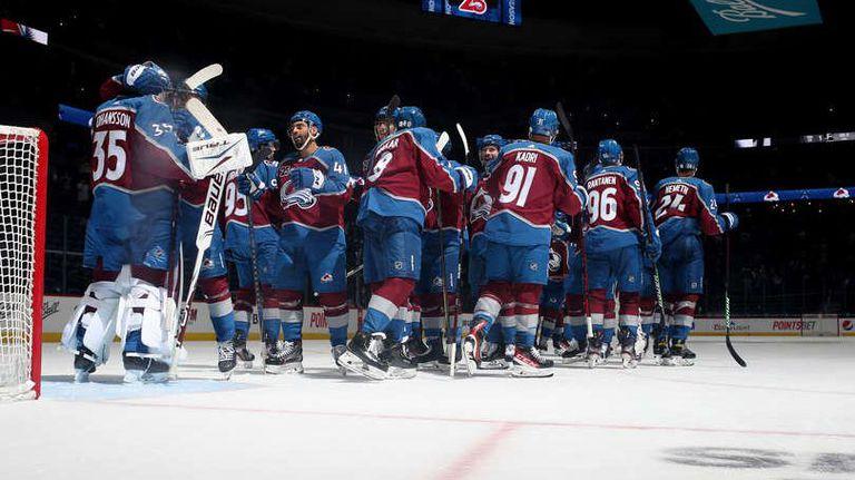Колорадо спечели редовния сезон на НХЛ