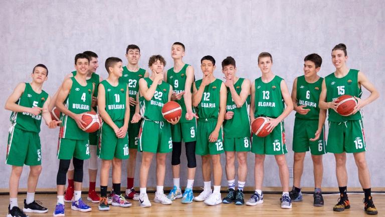 България с втора победа на световното първенство на FIBA U15 Skills Challenge 2021 🏀