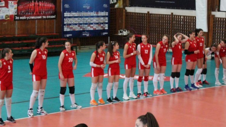 ЦСКА и Казанлък без загуба, 5-геймови драми при девойките U20 🏐