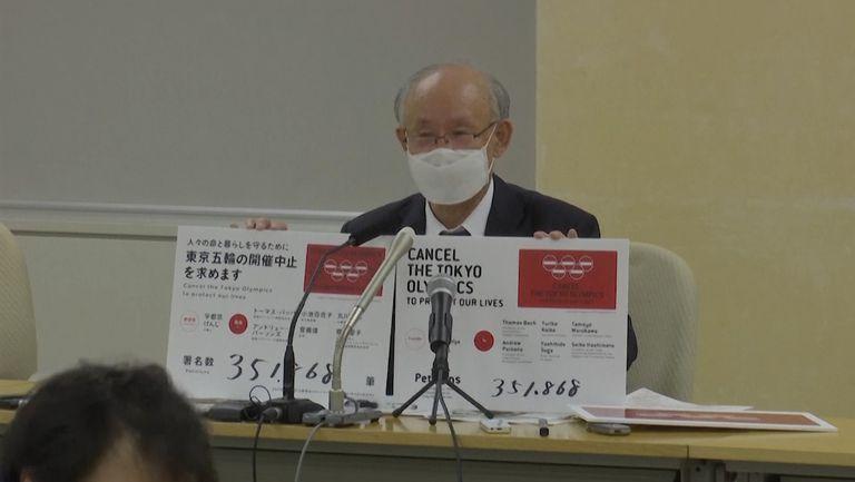 Петиция иска отмяна на Олимпиадата в Токио