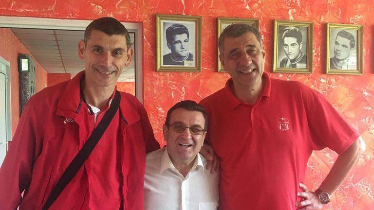 Георги Калчев преизбран за председател на ОСК ЦСКА