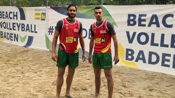 България с първа победа на Европейското по плажен волейбол за мъже U22  🏐