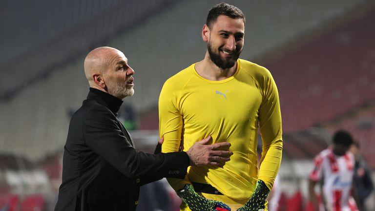 В Милан подготвят голям план при завръщане в Шампионската лига