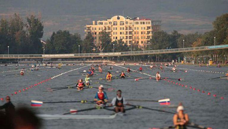 Световното първенство по гребане за юноши и девойки в Пловдив ще бъде проведено през август 🚣🏾♂️