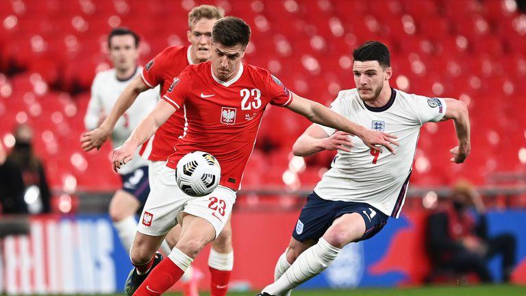 Тежък удар за Полша: нападател пропуска Евро 2020