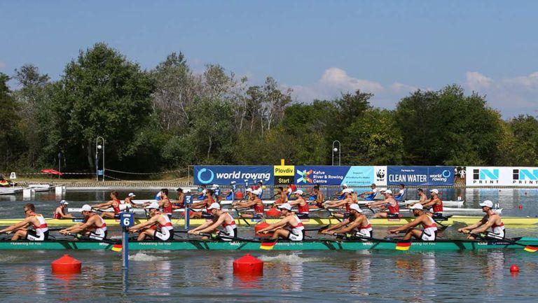 Около 600 млади гребци вече са заявили участие за Световното първенство в Пловдив