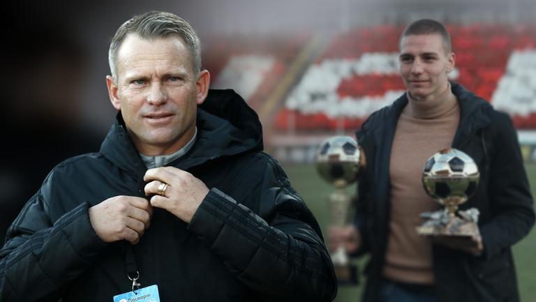 Дани Моралес посочи Вальо Антов като един от най-добрите в България и обясни какво го отличава от връстниците му