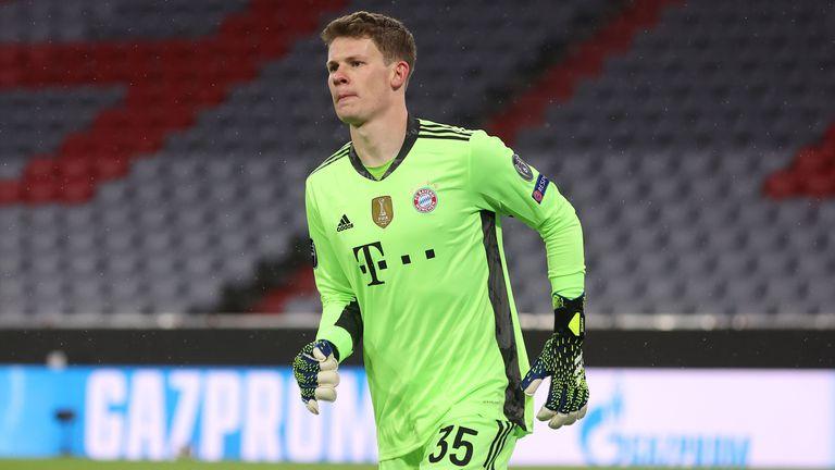 Нюбел ще изиграе първи мач в Бундеслигата за Байерн