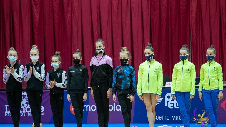 Шампионката в многобоя Ева Емилова спечели 4 отличия на финалите на отделните уреди