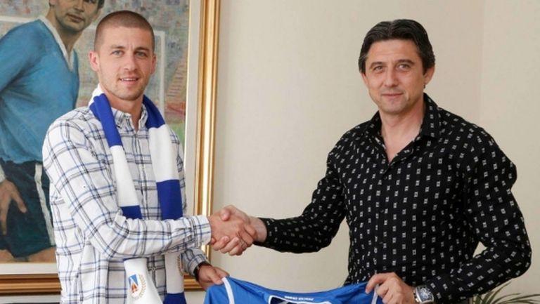 """Селекцията на """"Герена"""" продължава - Левски си върна четвърти юноша"""