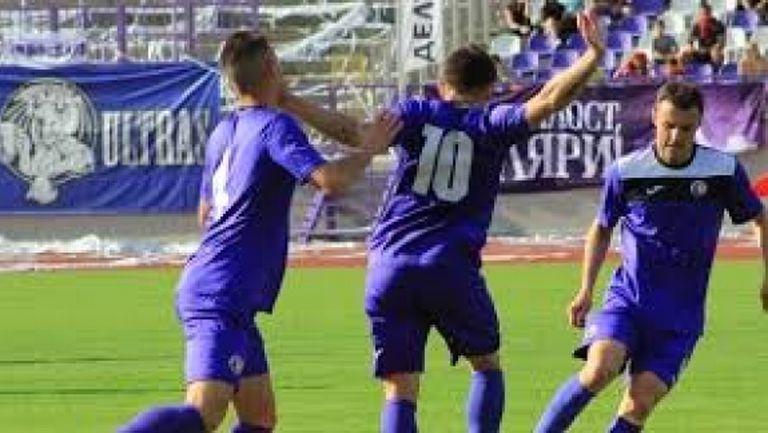 Етър заяви стадиона в Ловеч за Първа лига