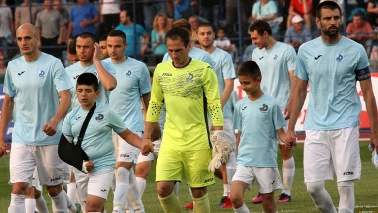 Дунав взе голмайстора на Втора лига