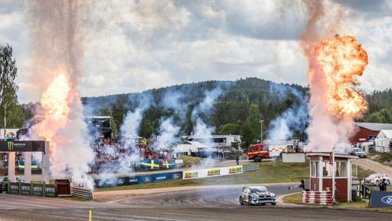 Кристоферсон и Бакеруд превзеха Швеция с рекорд (видео+снимки)