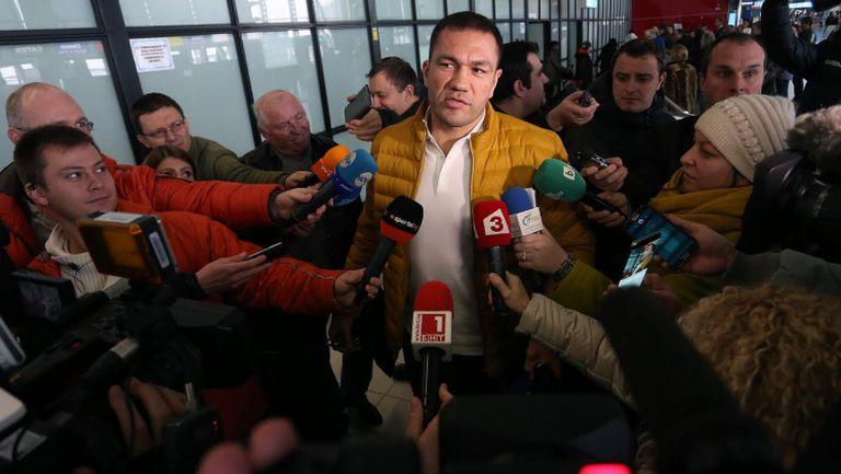 Кубрат Пулев: Надявам се да донеса свръхемоция на българската публика
